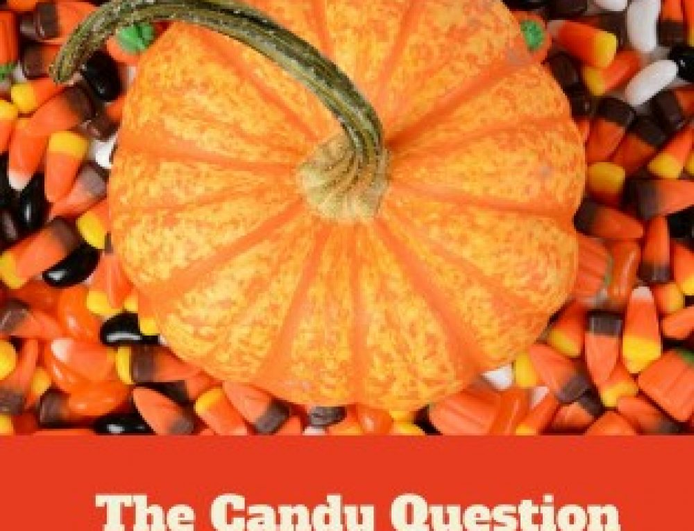 The Candy Question – What to Do With Extra Treats