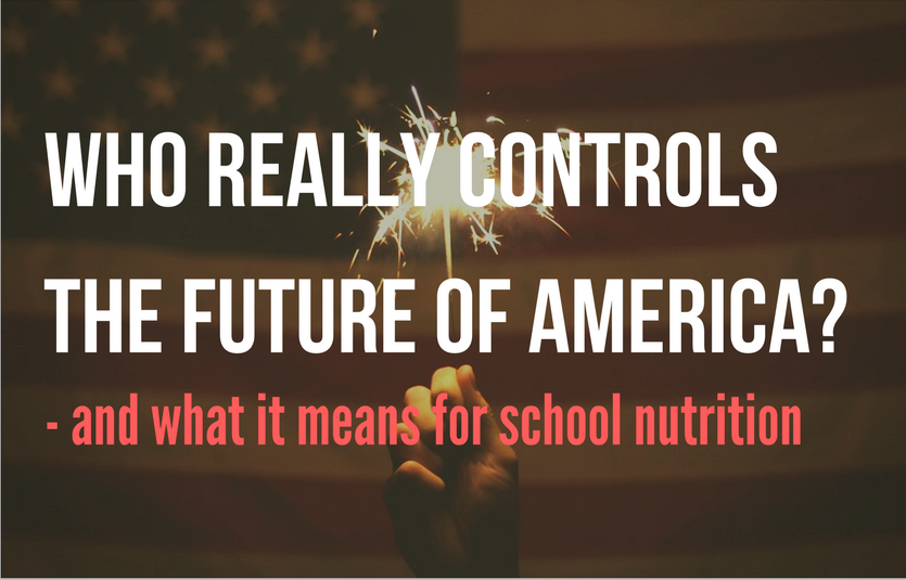 Who Really Controls the future of america