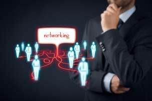 Networking at conferences primeroedge harib massu