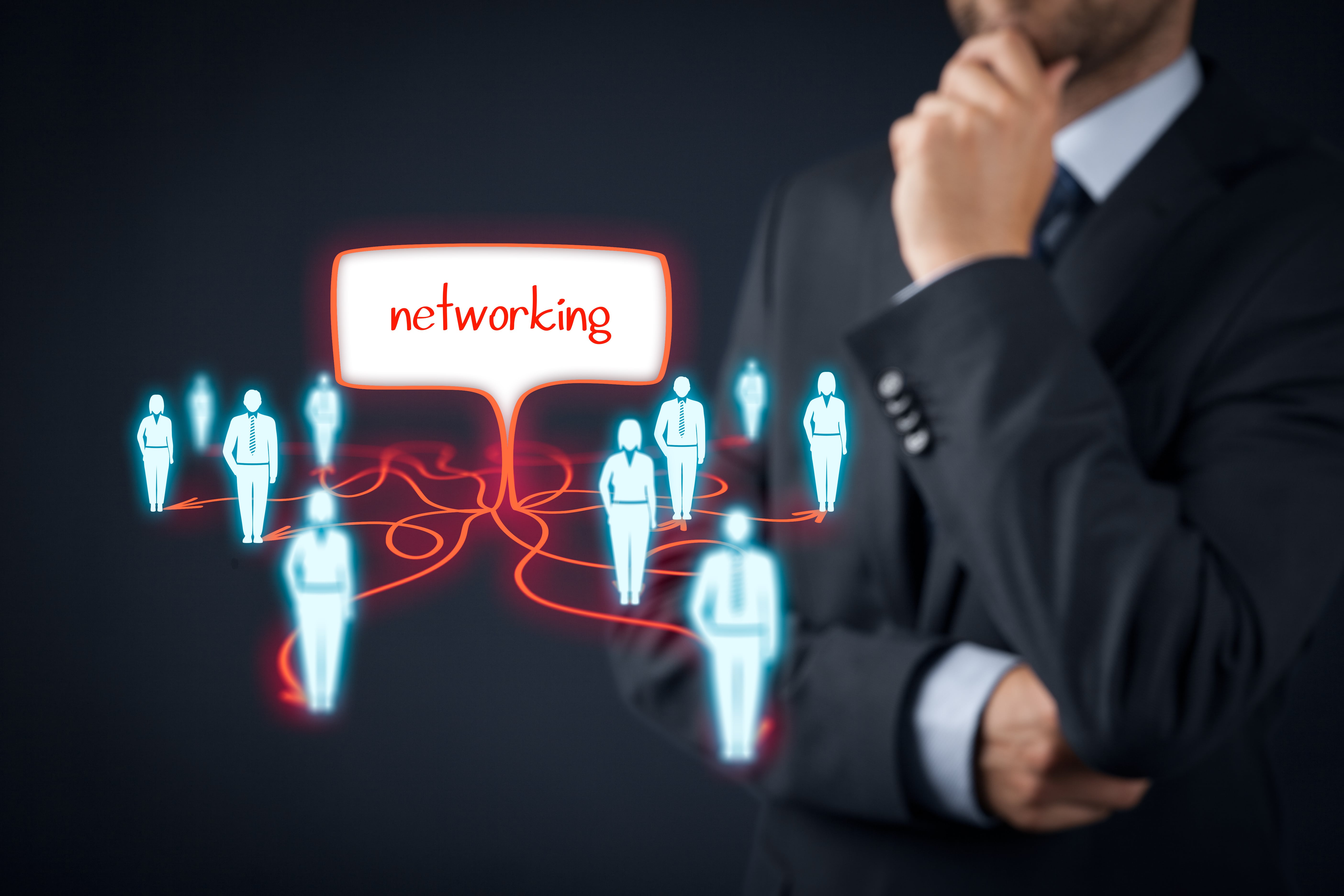 Networking at Industry Conferences and Trade Shows