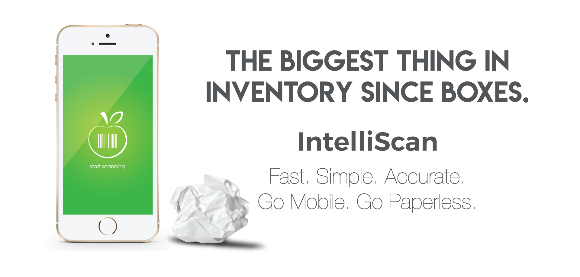 mobile inventory scanning