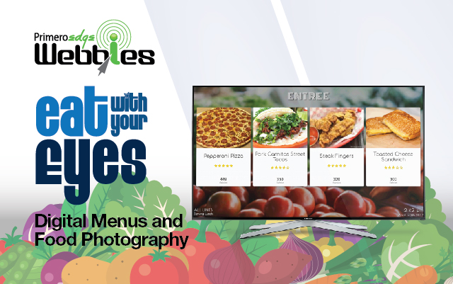 Webbies - Eat With Your Eyes Webinar