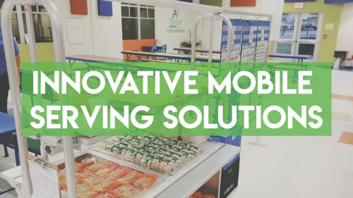 Innovative Mobile Serving Solutions