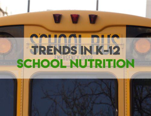 Trends In K-12 Nutrition
