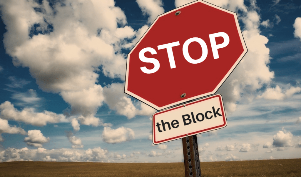 Stop the Block