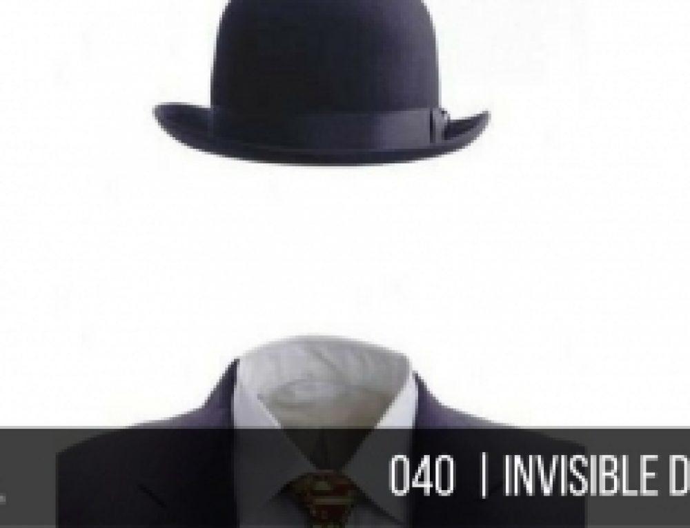 PEP Talks   040   Invisible Dad