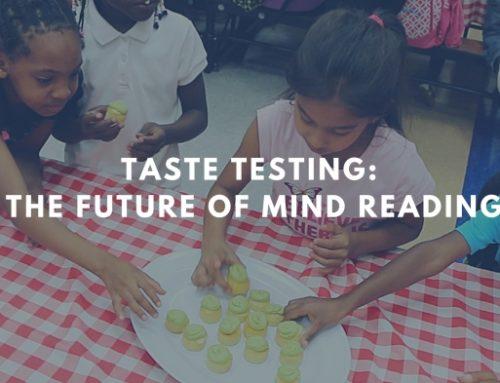 Taste Testing: The Future of Mind Reading