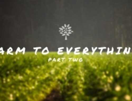 Farm to Everything – Part Two