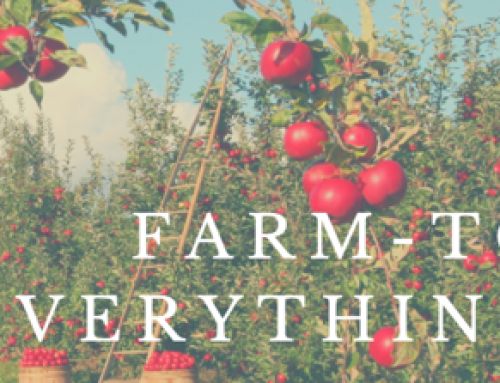 Farm to Everything – The Domino Effect
