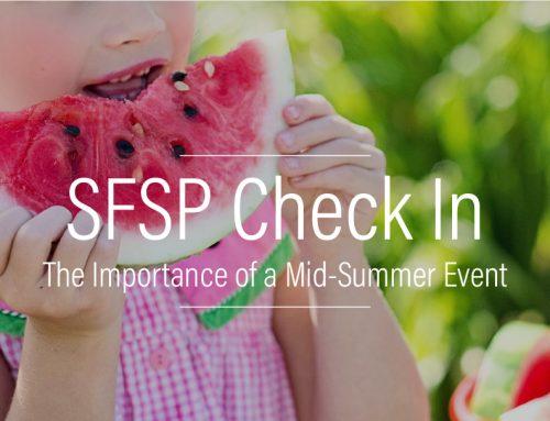 SFSP Check In