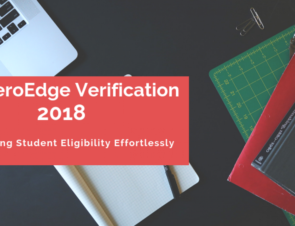 Verification with PrimeroEdge