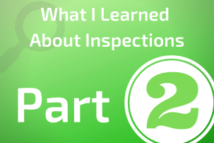 Inspections - Cover