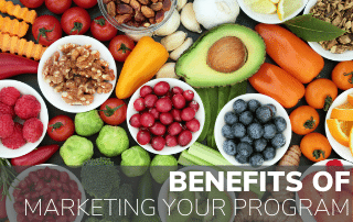 Benefits of Marketing Your Program