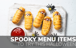 Spooky Menu Items to Try This Halloween
