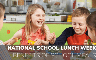 National School Lunch Week 2020
