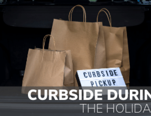 Curbside Service During the Holidays
