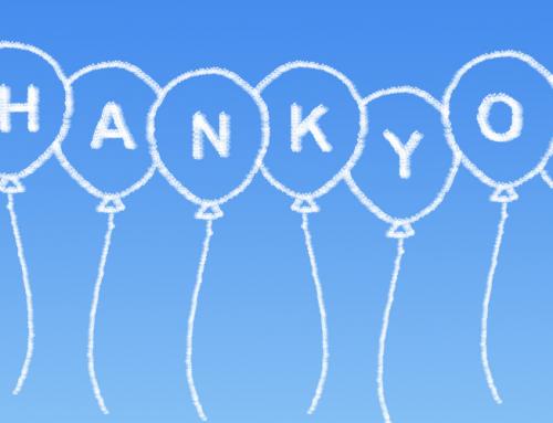 Reader Appreciation – Thank you!